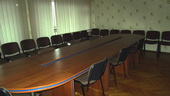The conference hall for 30  seats
